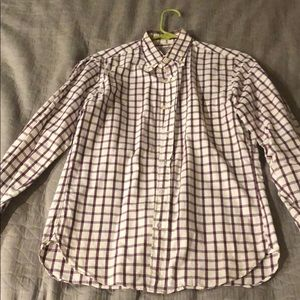 J Crew Oxford Shirt
